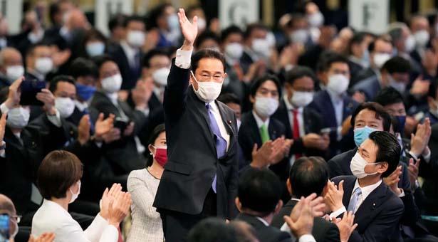 জাপানের নতুন প্রধানমন্ত্রী হচ্ছেন ফোমিও খিশিদো