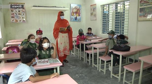 রাজশাহীতে চালু হয়নি দেড় শতাধিক শিক্ষাপ্রতিষ্ঠান