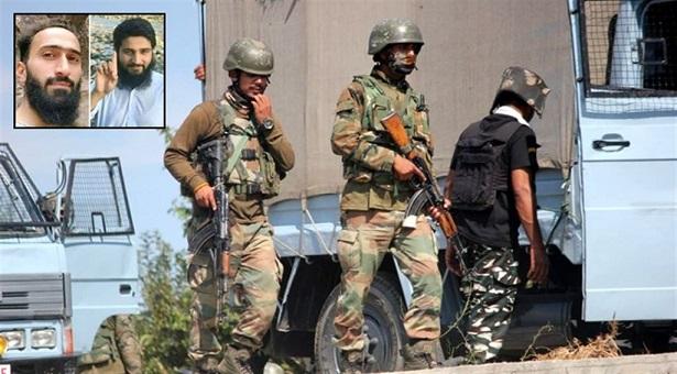 জম্মু-কাশ্মীরে ভারতীয় সেনার গুলিতে নিহত বিজেপি নেতার  'হত্যাকারী'
