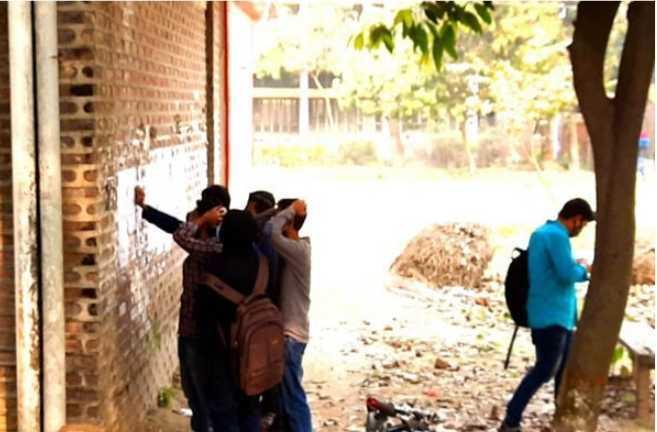 হতাশার দেয়াল আর হতাশ করবে না হাবিপ্রবি শিক্ষার্থীদের