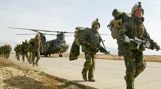 আফগানিস্তানে পৌঁছেছে মার্কিন সেনাবাহিনীর একটি দল