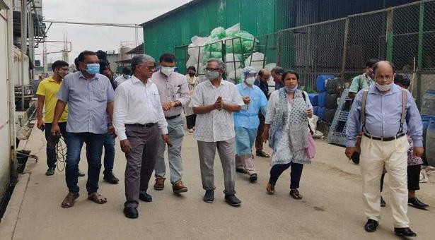 নারায়ণগঞ্জের অগ্নিকাণ্ডে নাগরিক তদন্ত কমিটি গঠন