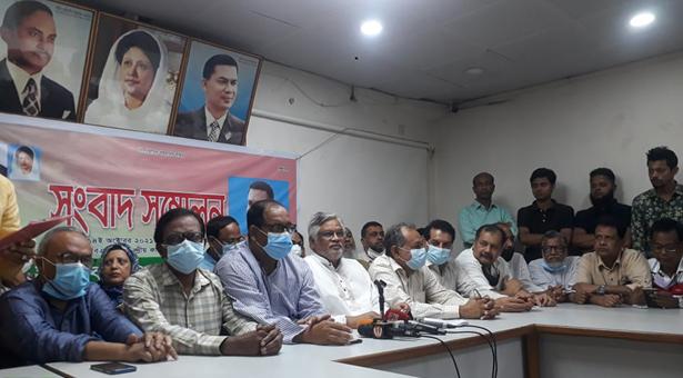 'প্রেসক্লাব কর্তৃপক্ষ ঘৃণ্য তৎপরতাকে সহযোগিতা করেছে'